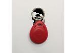 RFID Key Fobs 125KHz, TK4100, EM4100, (10 Pack) - Red